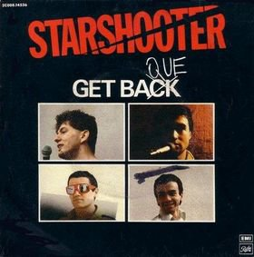 "45 tours ""Get baque"" Starshooter"
